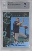 Cade McNown /500 [BGS 9]