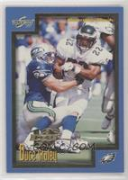 Duce Staley /1989 [EX to NM]