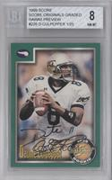 Daunte Culpepper /25 [BGS 8 NM‑MT]