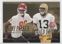 Larry Parker, Donald Driver