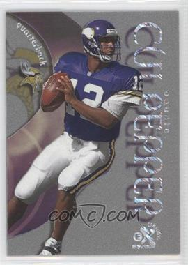 1999 Skybox EX Century - [Base] - Essential Credentials Now #66 - Daunte Culpepper