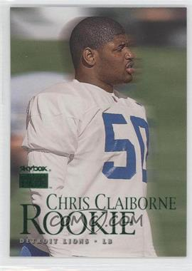1999 Skybox Premium - [Base] #211 - Chris Claiborne