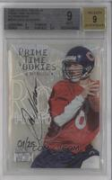 Cade McNown /25 [BGS 9]