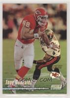 Tony Gonzalez #/25