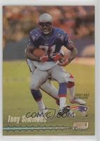 Tony Simmons /25