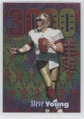 1999 Topps Chrome - All-Etch #AE20 - Steve Young