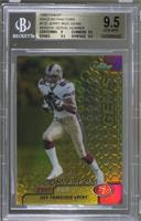 Jerry Rice [BGS 9.5 GEM MINT]