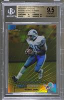 Barry Sanders [BGS 9.5 GEM MINT]