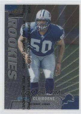 1999 Topps Finest - [Base] #148 - Chris Claiborne
