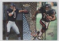 Cade McNown, Curtis Enis