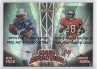 Kevin Faulk, Warrick Dunn