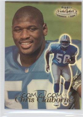 1999 Topps Gold Label - [Base] - Class 1 #59 - Chris Claiborne