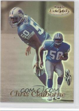 1999 Topps Gold Label - [Base] - Class 2 #59 - Chris Claiborne