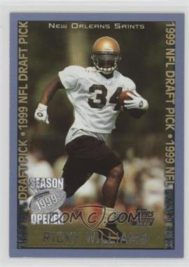 1999 Topps Season Opener -  Base   149 - Ricky Williams - COMC Card ... 16dcffe48