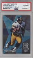 Jerome Bettis /299 [PSA 10]