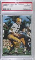 Bart Starr [PSA 10 GEM MT]