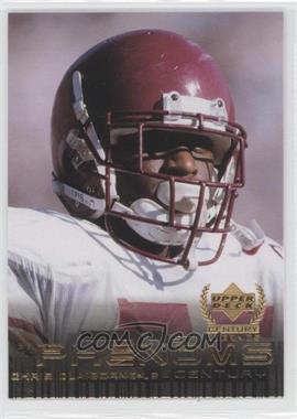 1999 Upper Deck Century Legends - [Base] #144 - Chris Claiborne