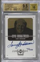 Terry Bradshaw /100 [BGS 9.5 GEM MINT]
