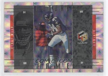 1999 Upper Deck HoloGrFX - Future Fame #FF4 - Randy Moss