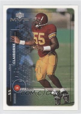 1999 Upper Deck MVP - [Base] #209 - Chris Claiborne