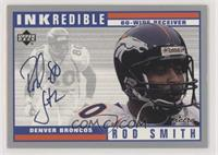 Rod Smith [Noted]