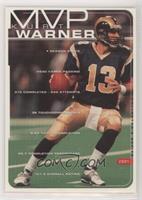 Kurt Warner [Noted]