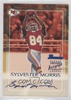 Sylvester Morris