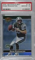 Chad Pennington /250 [PSA 10 GEM MT]