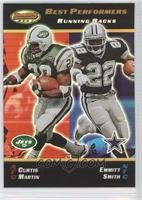 Curtis Martin, Emmitt Smith