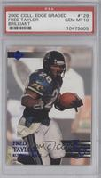 Fred Taylor [PSA 10 GEM MT] #/500
