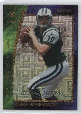 2000 Collector's Edge Odyssey - [Base] - Rookies HoloGold #142 - Chad Pennington /500