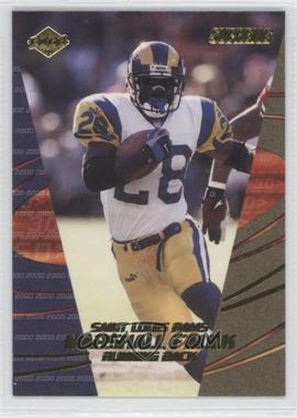 2000 Collector's Edge Supreme - Previews #MF - Marshall Faulk