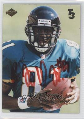 2000 Collector's Edge T3 - Personal Collection Autographs #N/A - R. Jay Soward /1