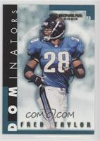 Fred Taylor [Noted] #/5,000