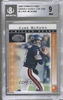 Cade McNown /1125 [BGS9]