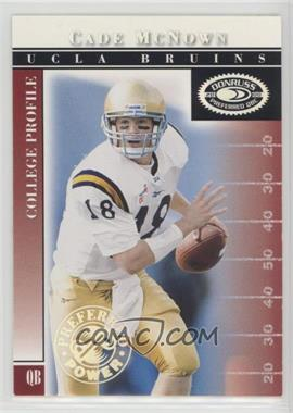 2000 Donruss Preferred QBC - [Base] - Preferred Power #37 - Cade McNown /500