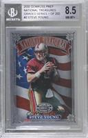 Steve Young [BGS 8.5 NM‑MT+] #/250