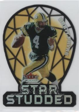 2000 Fleer Focus - Star Studded #15 SS - Brett Favre