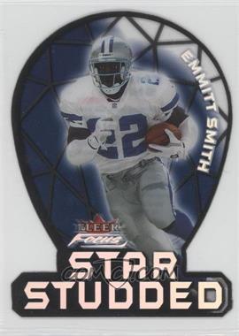2000 Fleer Focus - Star Studded #9 SS - Emmitt Smith
