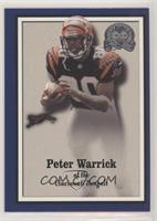 Peter Warrick #/1,500