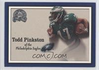 Todd Pinkston #/1,500