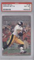 Jerome Bettis [PSA 8]