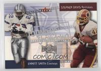 Emmitt Smith, Stephen Davis