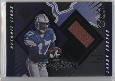 2000 Leaf Limited - [Base] #404 - Larry Foster /500