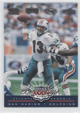 2000 NFL Experience Super Bowl XXXIV - [Base] #SB-1 - Dan Marino