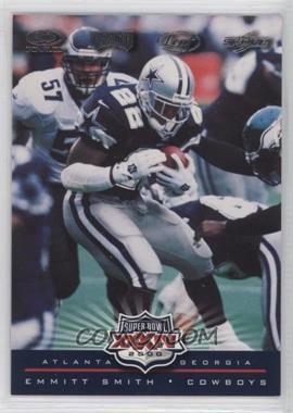 2000 NFL Experience Super Bowl XXXIV - [Base] #SB-4 - Emmitt Smith