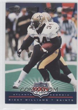 2000 NFL Experience Super Bowl XXXIV - [Base] #SB-7 - Ricky Williams