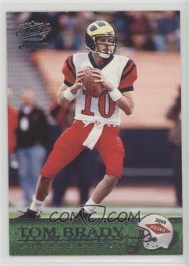 2000 Pacific - [Base] #403 - Tom Brady