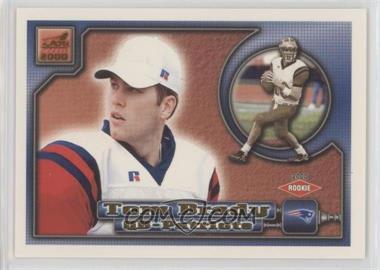 2000 Pacific Aurora - [Base] #84 - Tom Brady