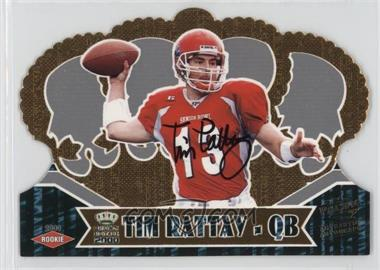 2000 Pacific Crown Royale - [Base] - Rookie Autographs [Autographed] #135 - Tim Rattay